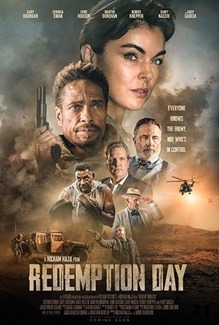 Redemption Day VOSTFR WEBRIP 1080p 2021