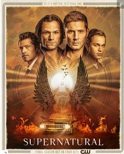 Supernatural S15E20 FINAL VOSTFR HDTV