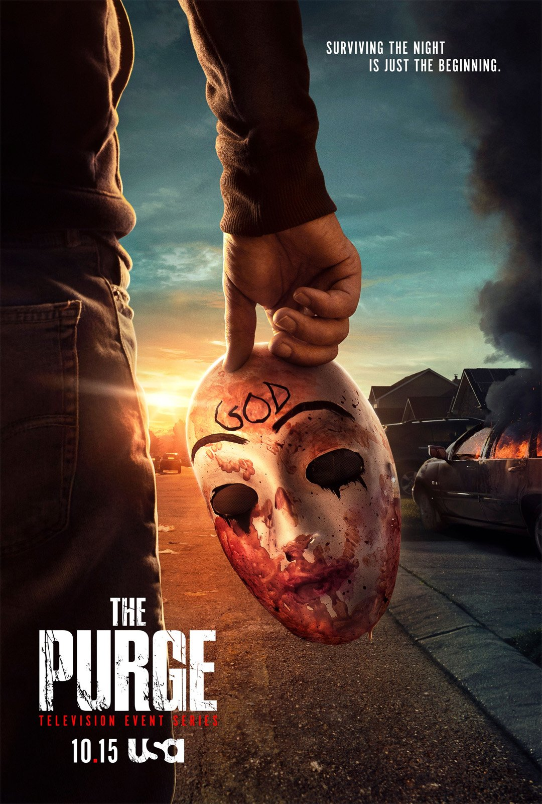 The Purge / American Nightmare S02E03 VOSTFR HDTV